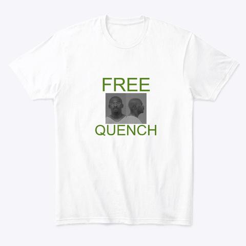Stc Free Q Shirts White T-Shirt Front