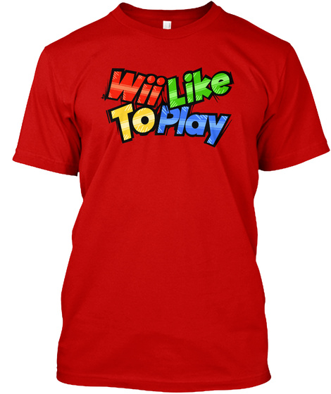 Do You Like To Play? T-Shirt Front