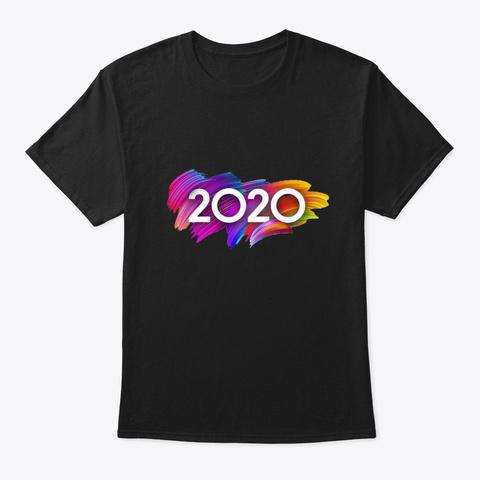 Vintage 2020 New Year Shirt