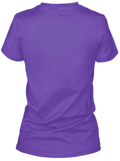 Rainbow Baby Purple Rush T-Shirt Back