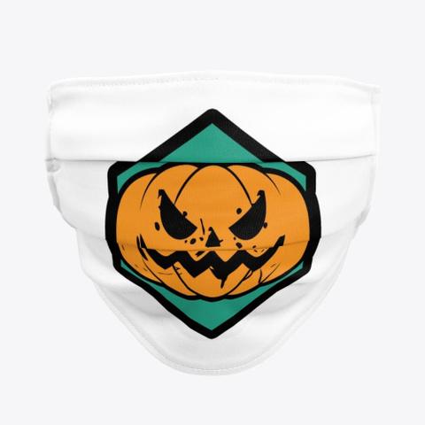 Stylish Halloween Pumpkin face mask