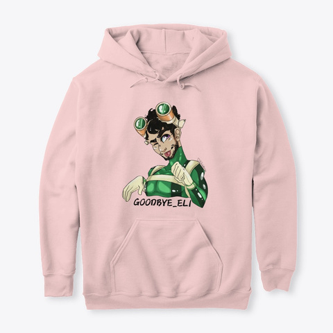 Froppy Light Pink T-Shirt Front
