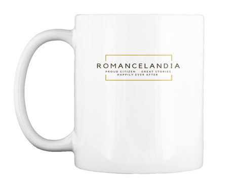 Citizens Of Romancelandia White T-Shirt Front
