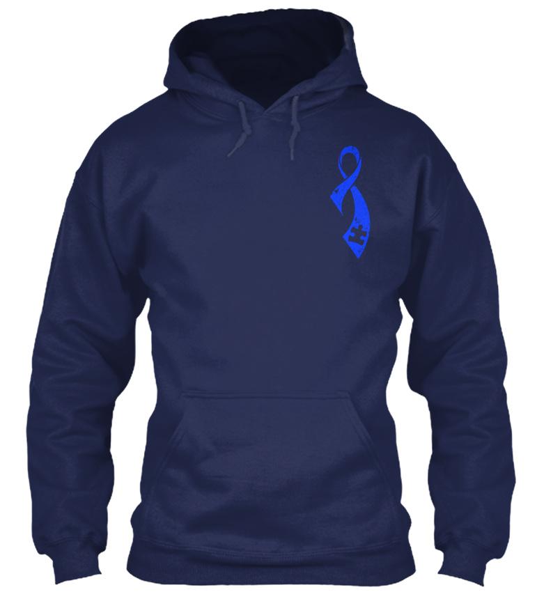 Autism-Awareness-Gildan-Hoodie-Sweatshirt thumbnail 8
