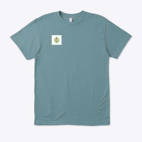 Pho Nui Tv Heather Pacific T-Shirt Front