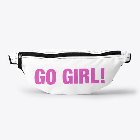 Go Girl! Standard áo T-Shirt Front