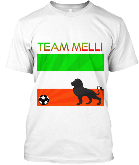 df1ca1444 Team Melli World Cup Lion 2018 Iran - team melli Products