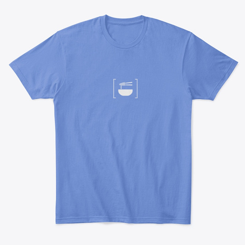 Bowsing Nom Noms T Shirt Campaign Heathered Royal  T-Shirt Front
