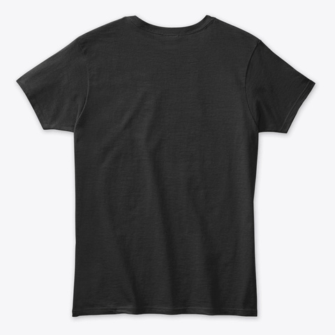 World's Best Ella Black T-Shirt Back