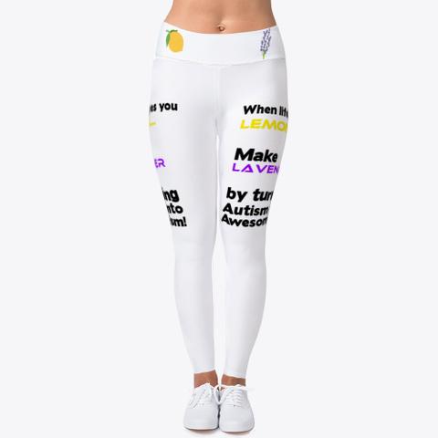 Lemons &Amp; Lavender Standard T-Shirt Front