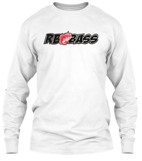 Rbbass White T-Shirt Front