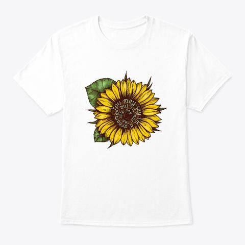 Flower Children I'm A Dreamer Costume  White T-Shirt Front
