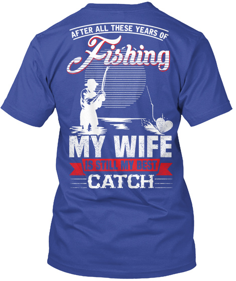 After all these years of fishing after all these for National fishing association