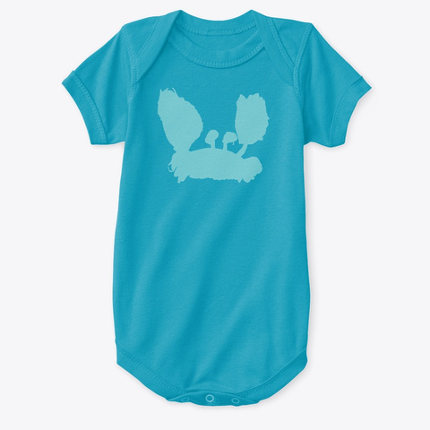 Toyput Kids Artist: Kairi Turquoise T-Shirt Front