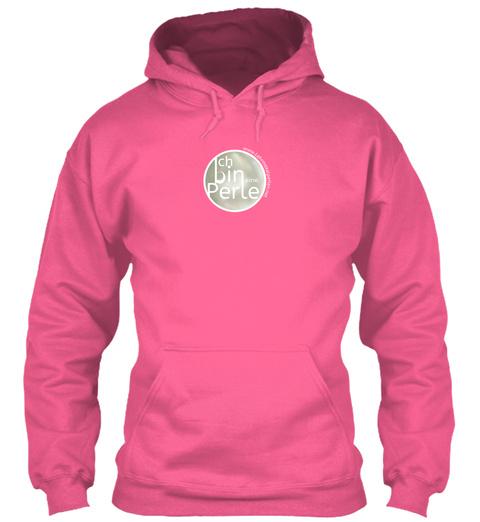 Femininer Hoody Für Die Kalten Tage Candyfloss Pink Sweatshirt Front