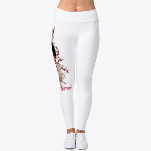 Melanin Mystique Leggings Standard T-Shirt Front