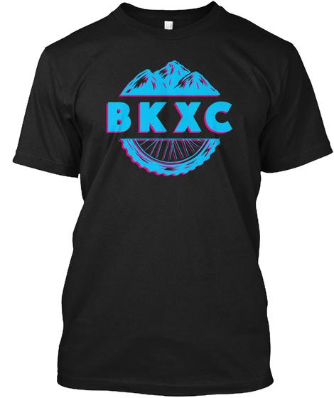 Bkxc Black T-Shirt Front