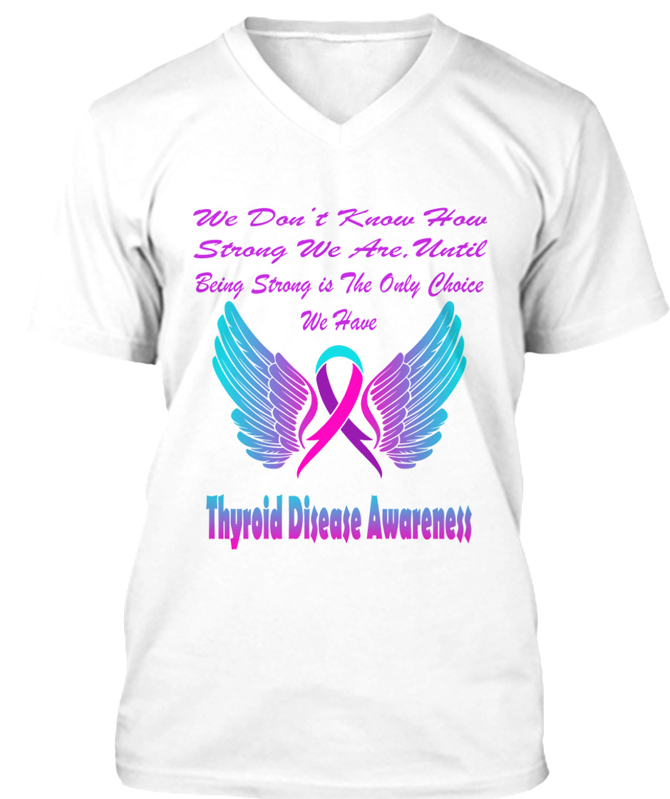 Thyroid Disease Awareness Products From Thyroid Disease Awareness