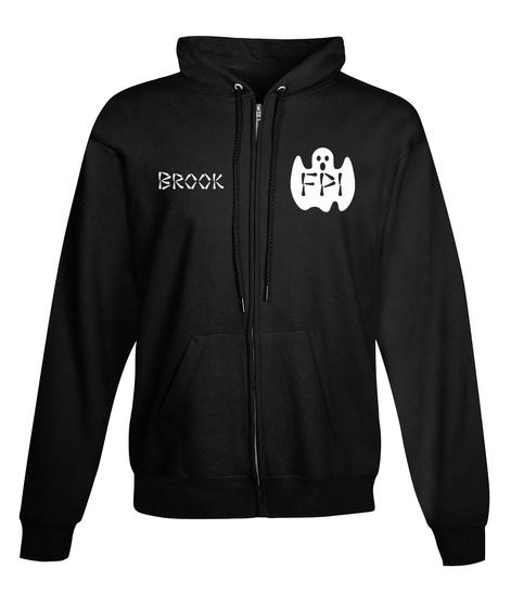 Brook Fpi Black T-Shirt Front