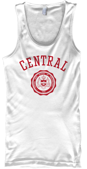 251 Central High School of Philadelphia Unisex Tshirt