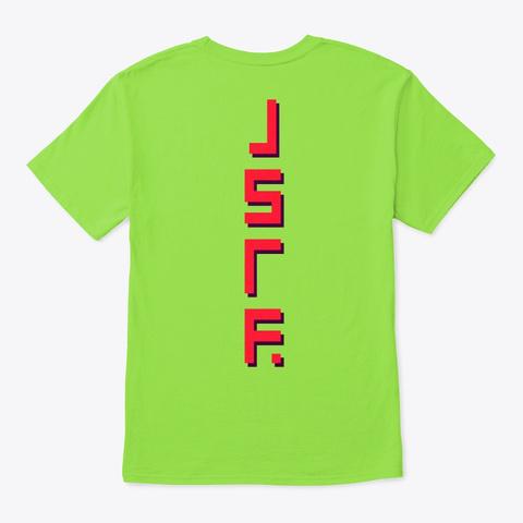 Jet Set Radio Future   Yo Yo Lime T-Shirt Back