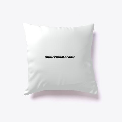 Red Eye Pillow De Guillermo Morante Standard T-Shirt Back