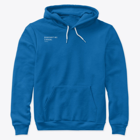 Cozy up in this Premium Hoodie that comes in black, grey, navy, blue, red & grey.