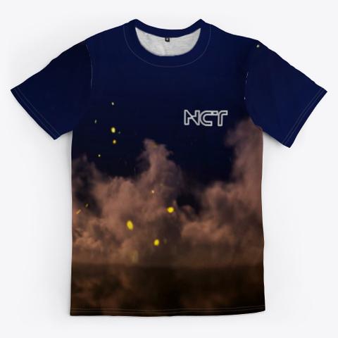 Northern Comfort Tarot Standard T-Shirt Front