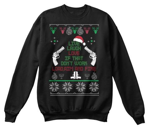 Best Gun Ugly Sweater