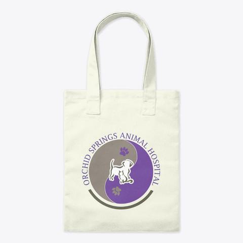Osah Tote Bag Natural T-Shirt Front