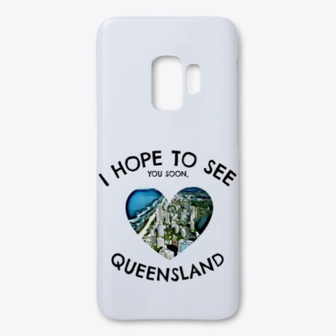 I Hope To See You Soon, Queensland Standard T-Shirt Front