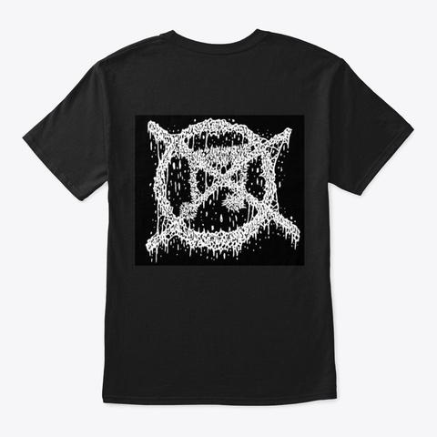 Renal Hydronephrosis Gorenoise Shirts Black T-Shirt Back