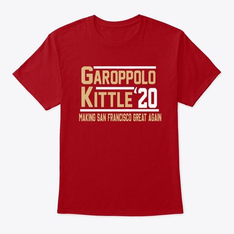 kittle garoppolo t shirt