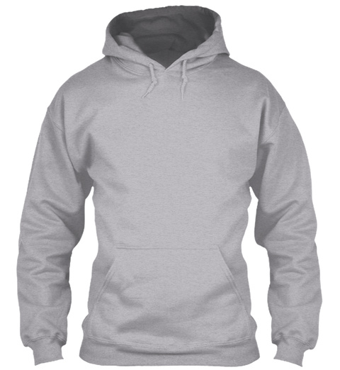 Proud Paralegal Hoodie Sport Grey T-Shirt Front