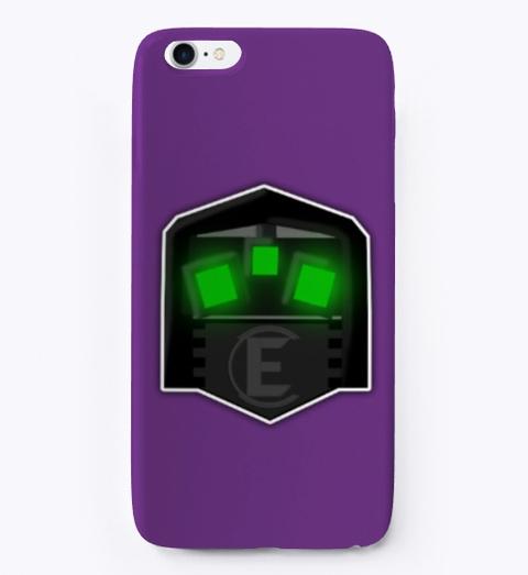 Elite Bandit! Purple T-Shirt Front