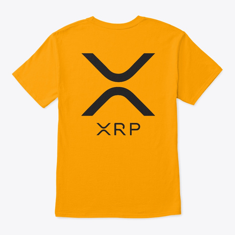 xrp logo black products from mad gecko teespring teespring