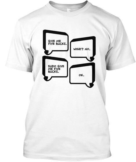 tee shirt give me 5