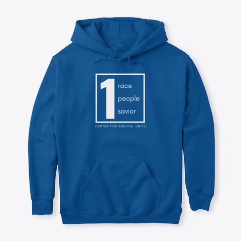 Cfbu Promo Items Royal T-Shirt Front