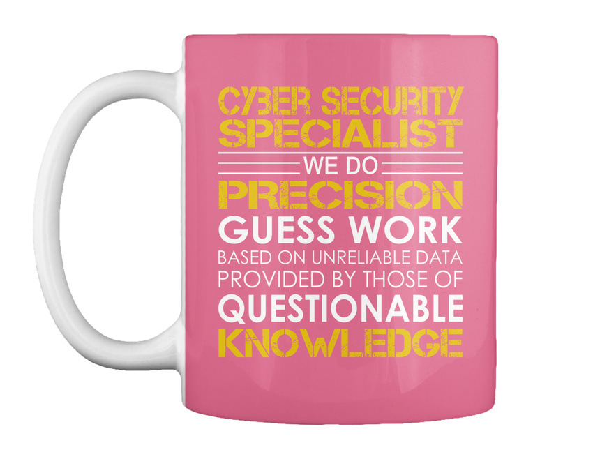miniature 15 - Cyber Security Specialist Precision Gift Coffee Mug