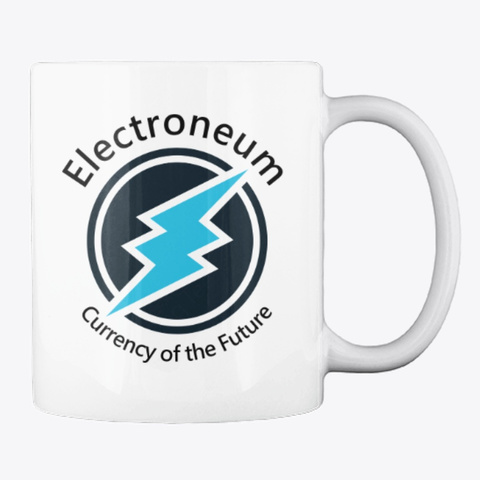 Etn   Currency Of The Future Mug White T-Shirt Back
