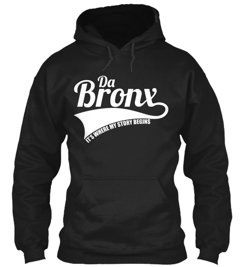 Da Brony It's Where My Story Begins  Black Sweatshirt Front