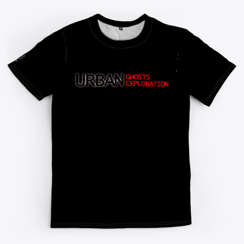 An Error Occurred. Please Check Your Internet Connection. Black T-Shirt Front