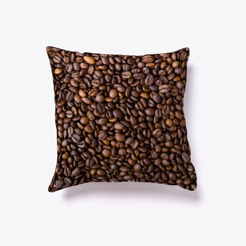 Coffee Beans Pillows And Towels Standard T-Shirt Front