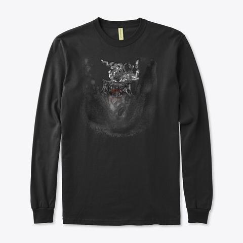 Abatu Merch Black T-Shirt Front