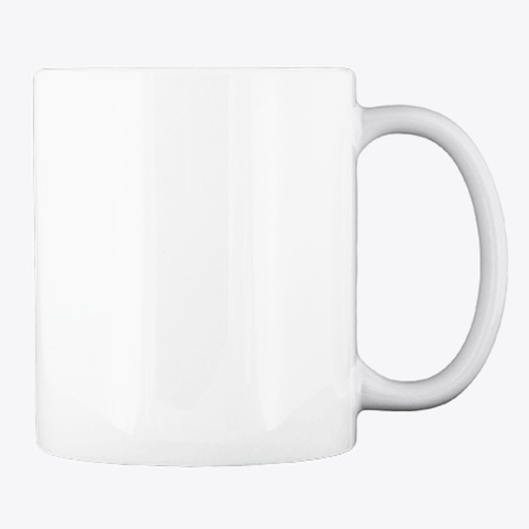 What Was My Destiny Mug White T-Shirt Back