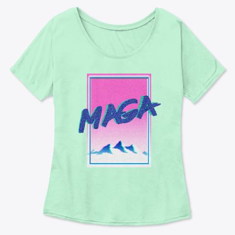 N/A Mint  T-Shirt Front
