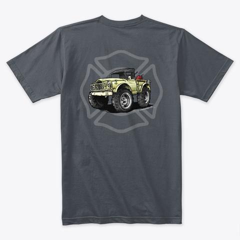 Project M715 Heavy Metal T-Shirt Back