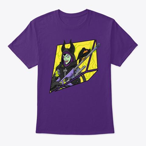 Go To Sleep My Dear Purple T-Shirt Front