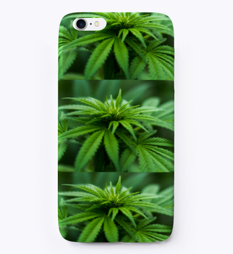 Weed Design I Phone Case And More Standard T-Shirt Front