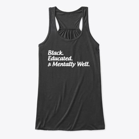 Be Well Shirt Dark Grey Heather T-Shirt Front